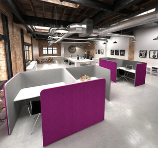 office space work design planning