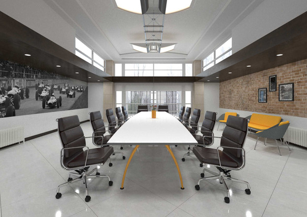 meeting room office work place refurbishment furniture