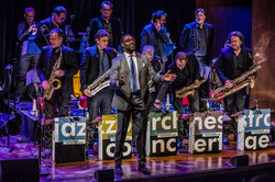 With the Jazzorchestra of the Concertgebouw