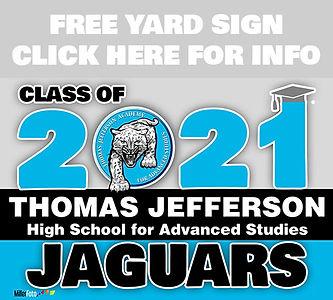 Thomas Jefferson High School Free Yard S