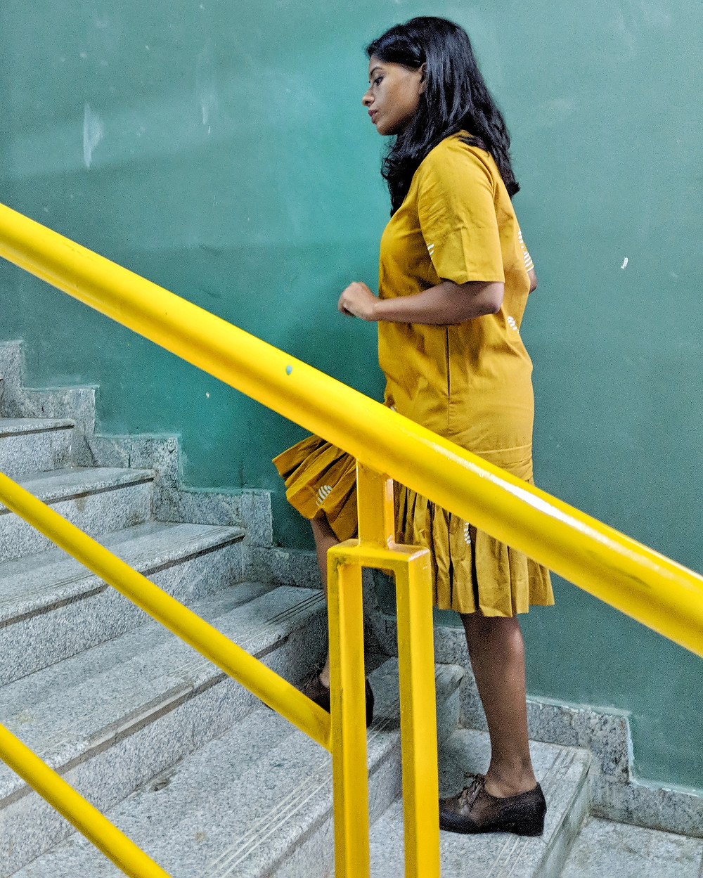 Stay Active At Work | Take The Stairs | TwitterGetsFitter