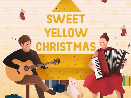 Sweet Yellow Christmas - New EP release