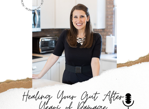 Healing Your Gut After Years of Damage