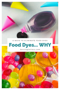 8 Ways to eliminate food dyes from your diet
