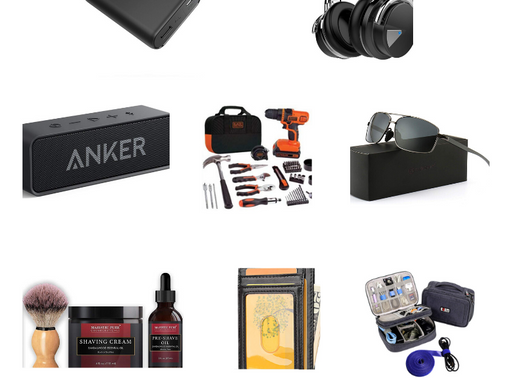2020 Holiday Gift Guide: Gifts for Men