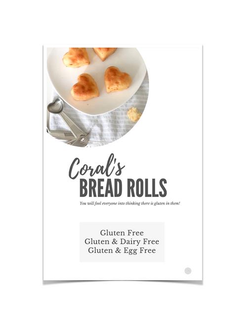 Gluten Free Sweet Rolls