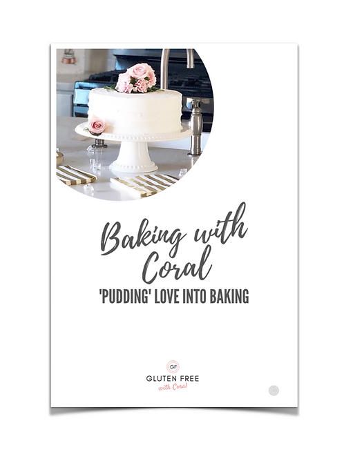 Baking With Coral Recipe eBook