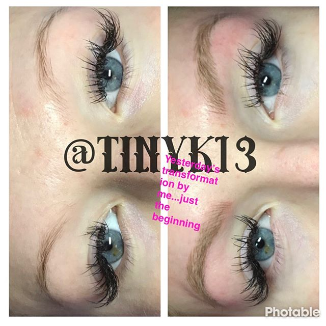 Amazing before and after, healed results. ~_The process of Microblading_~ creating a fuller eyebrow