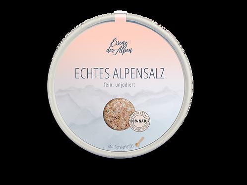Essenz der Alpen PUR, mit Holzlöffelchen (unjodiert)