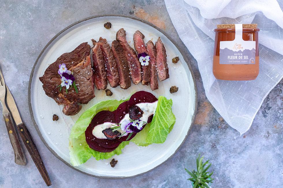 Steak mit Roter Bete & Kren Dip klein.jp