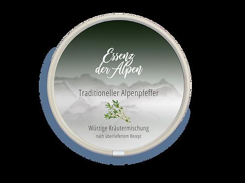 Essenz der Alpen ALPENPFEFFER, mit Holzlöffelchen
