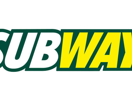 Did you know that Subway has a new logo?