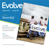 Evolve by Neverskip