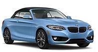 Rent a BMW 2 Series Convertible