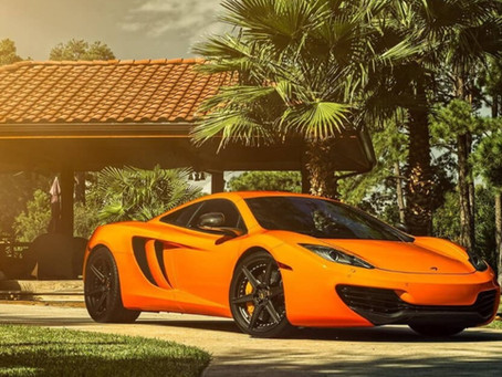 Exotic Car Of The Week - 039