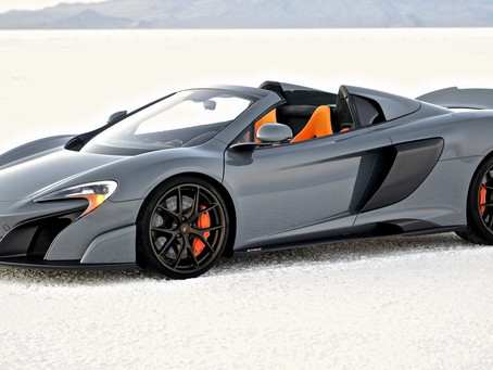 Exotic Car Of The Week - 003
