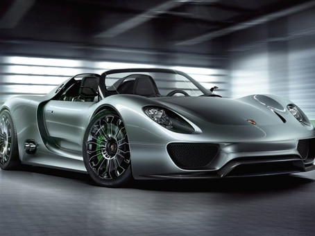 Exotic Car Of The Week - 017