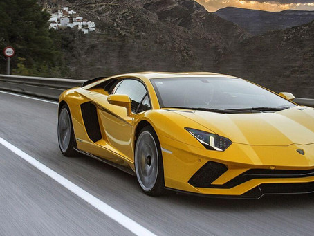 Exotic Car Of The Week - 012