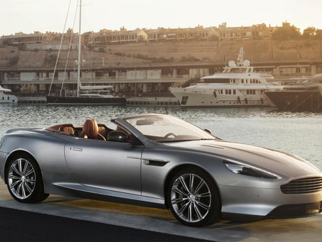 Exotic Car Of The Week - 007