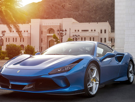 Exotic Car Of The Week - 015