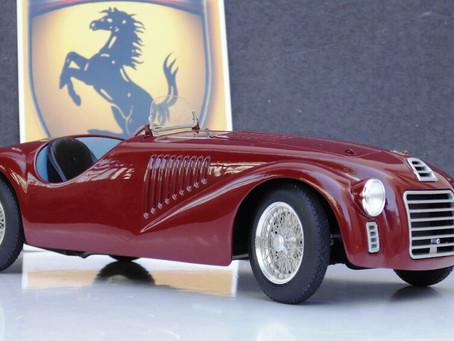The evolution of Ferrari