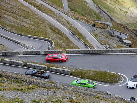 5 of the best driving roads in Europe