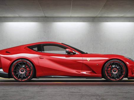 Exotic Car Of The Week - 002