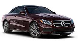 Rent a Mercedes E Class Convertible.jpg