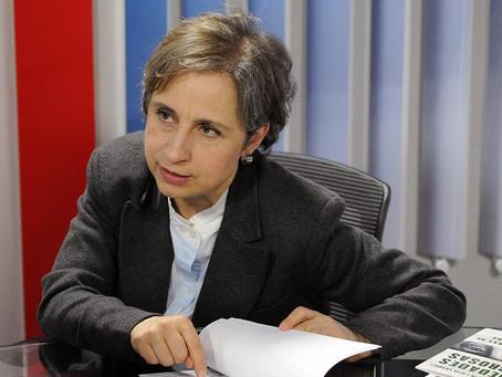 El regreso de Aristegui a la radio
