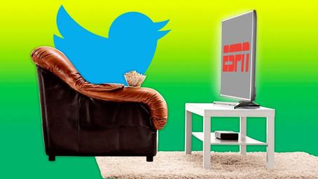 TV en todas partes... hasta en Twitter