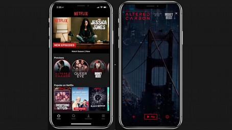 Netflix a la caza de los dispositivos móviles