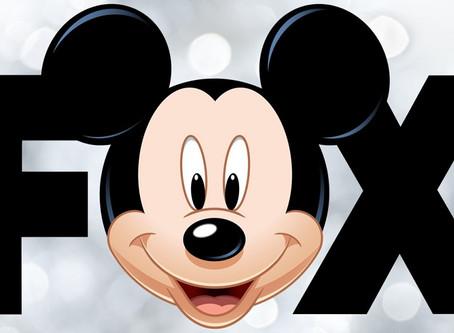 Disney paga 52,400 mdd por el cine y la TV de entretenimiento de Fox