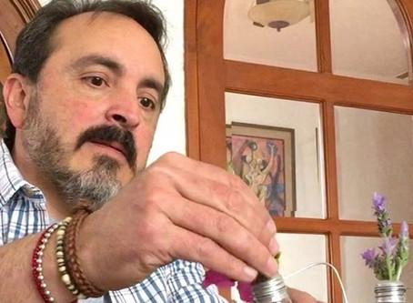 Mexicanglish, el libro de Nacho Núñez derribando muros lingüísticos