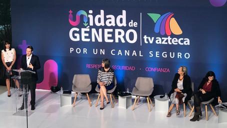 La Unidad de Género de TV Azteca