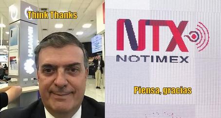 Notimex, think. Thanks
