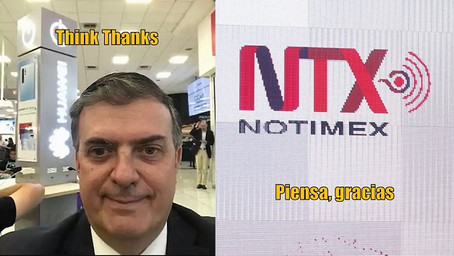 Notimex, think. Thanks