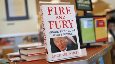 Trump, el fuego y la furia