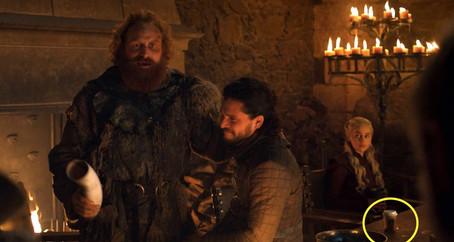 Game of Thrones y el vaso de Starbucks
