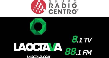 El 4T2019 y año de Grupo Radio Centro y La Octava