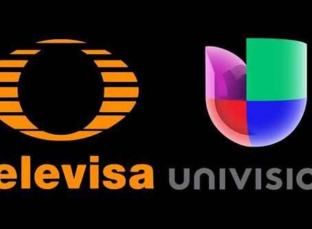 Televisa y Univision, nueva sinergia para salir de sus crisis