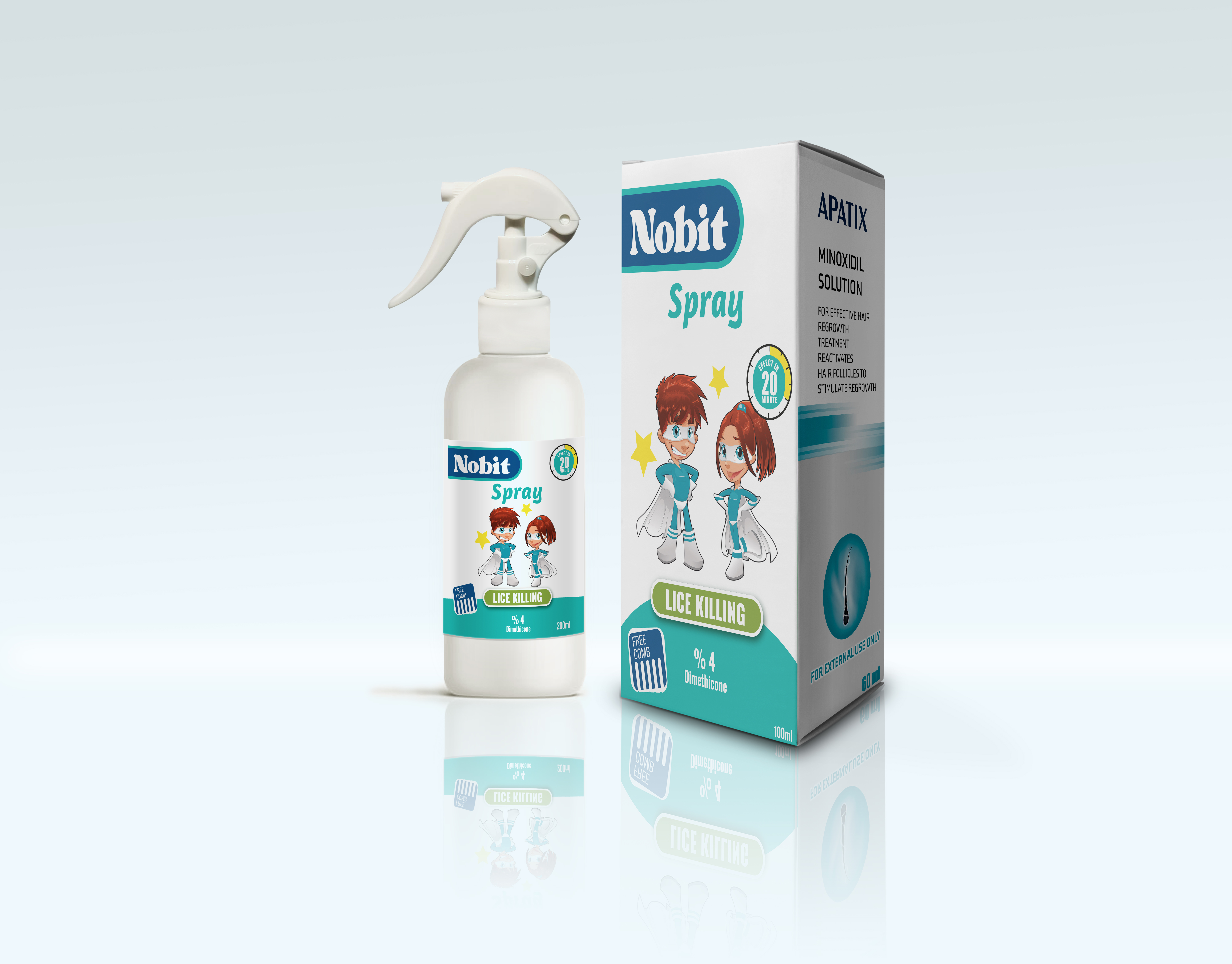 Nobit spray