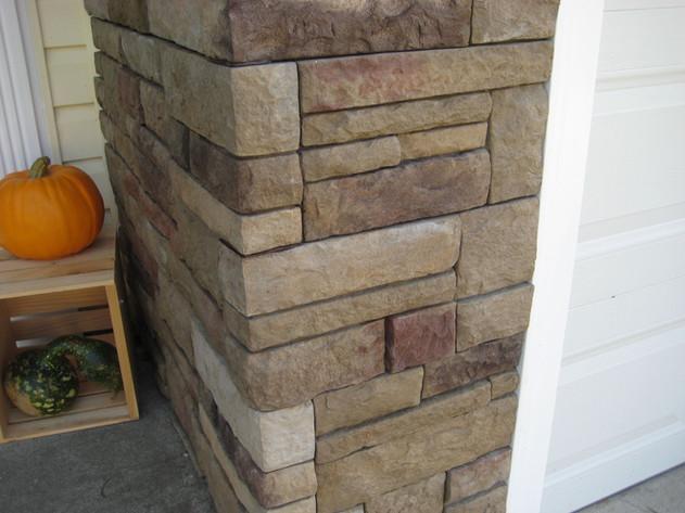 0023- 1 Stone Siding