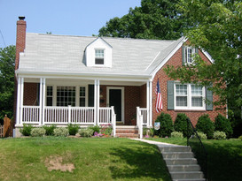 0017- 1 Porch & windows Catonsville