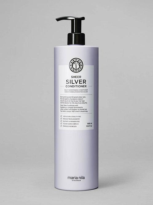 Sheer Silver Conditioner 1000ml