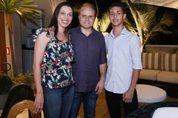 Paula Tavares, Reinaldo Silva Tavares e Guilherme Tavares