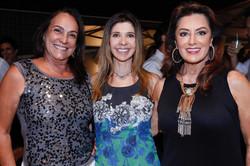 Vera Teixeira, Cintia Paula Carrara e Regina Ulhoa