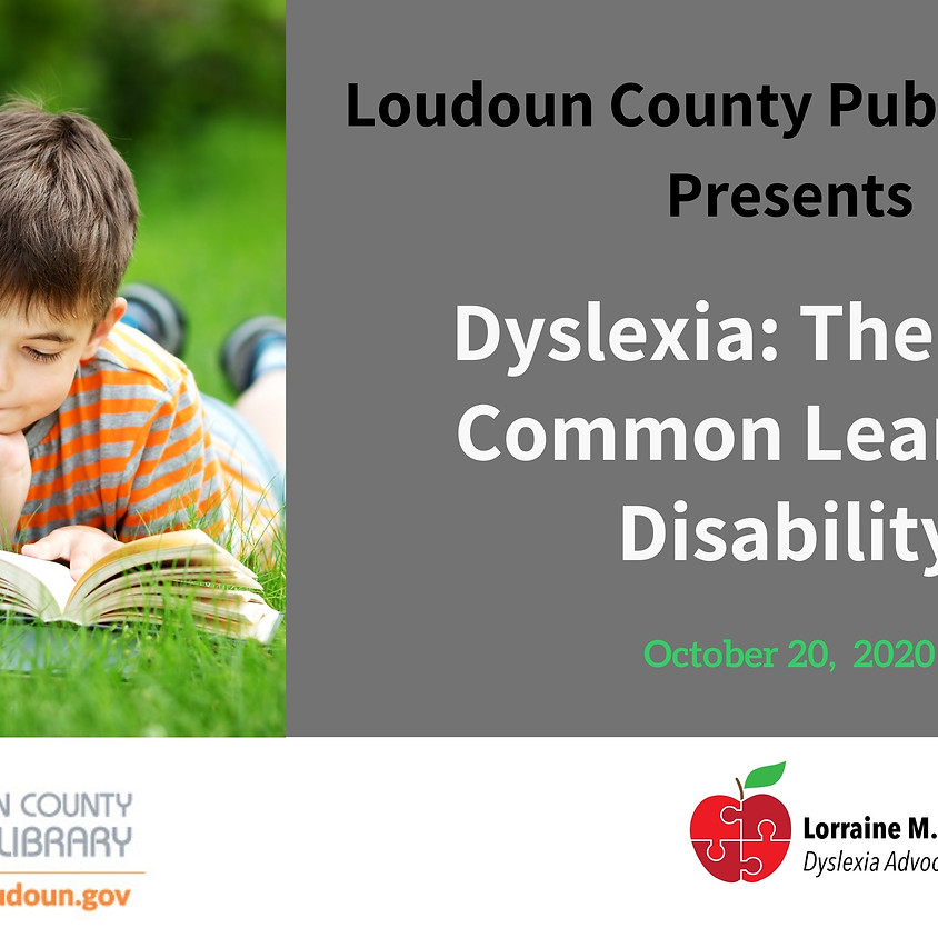 Dyslexia: The Most Common Learning Disability