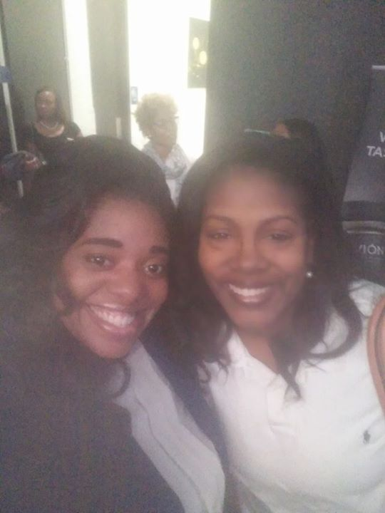 The reason I'm in politics! Judge Angela Brown my mentor for life! #payyourtickets #thetakeover
