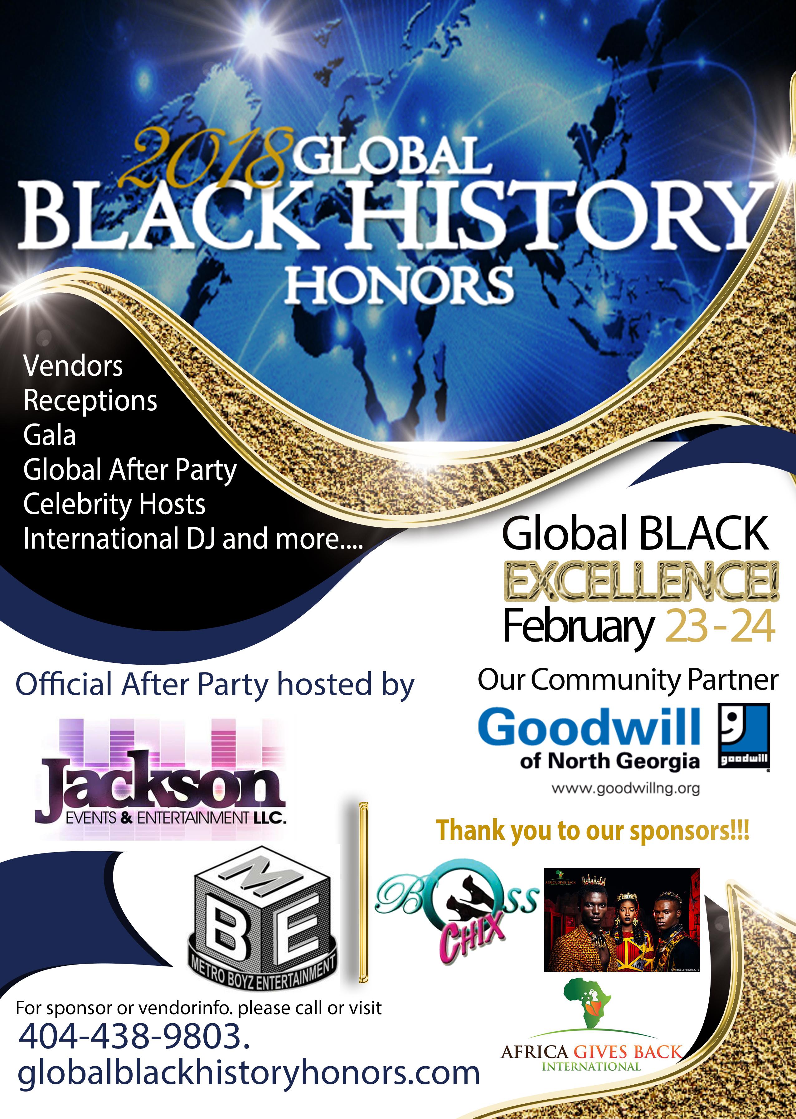 Global Sonsors Flyer
