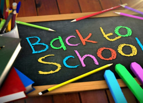 Back to school - are you ready for the new term?
